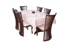 Picture for category 6 Seat Teak Wood Set
