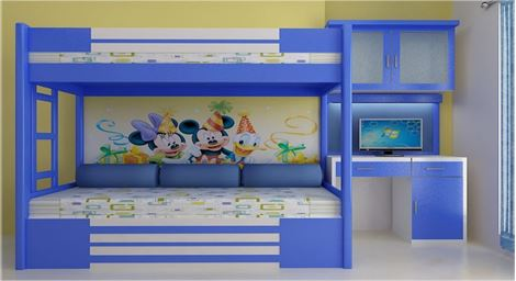 Picture of Colin Bunk Bed