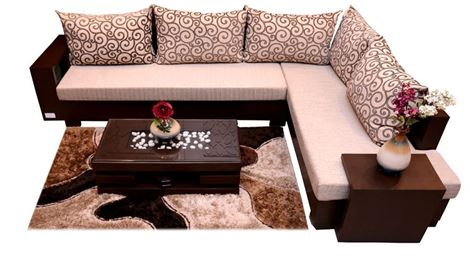 Picture of Marcilio Wooden Sectional Sofa