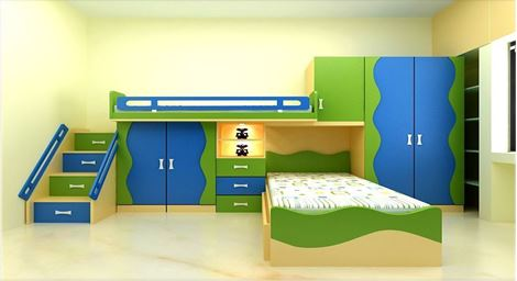 Picture of Eli Bunk Bed