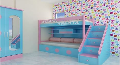 Picture of Kati Bunk Bed