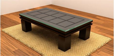 Picture of Dijon Coffee Table