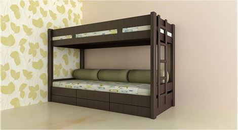 Picture of Jeff Bunk Bed