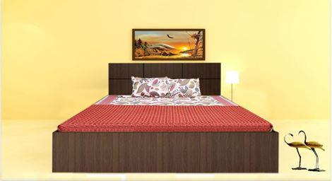 Picture of Donna Double Bed