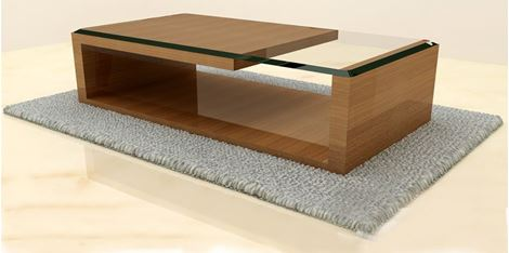 Picture of Nord Coffee Table