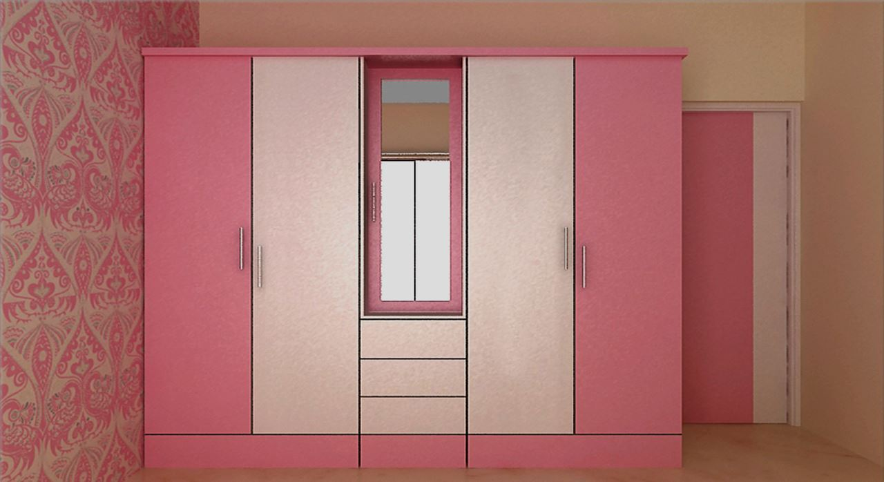 Get modern complete home interior with 20 years durability for Wardrobe interior designs catalogue