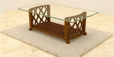 Picture of Toulon Coffee Table