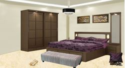 Picture for category Bed Wardrobe Set