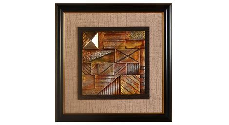 Picture of LRJM 44 JUTE MOUNTING ART