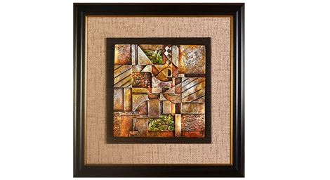 Picture of LRJM 45 JUTE MOUNTING ART