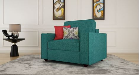 Picture of Aileas Sofa Turquoise 1S