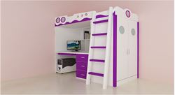 Picture for category Kids Bunk Beds