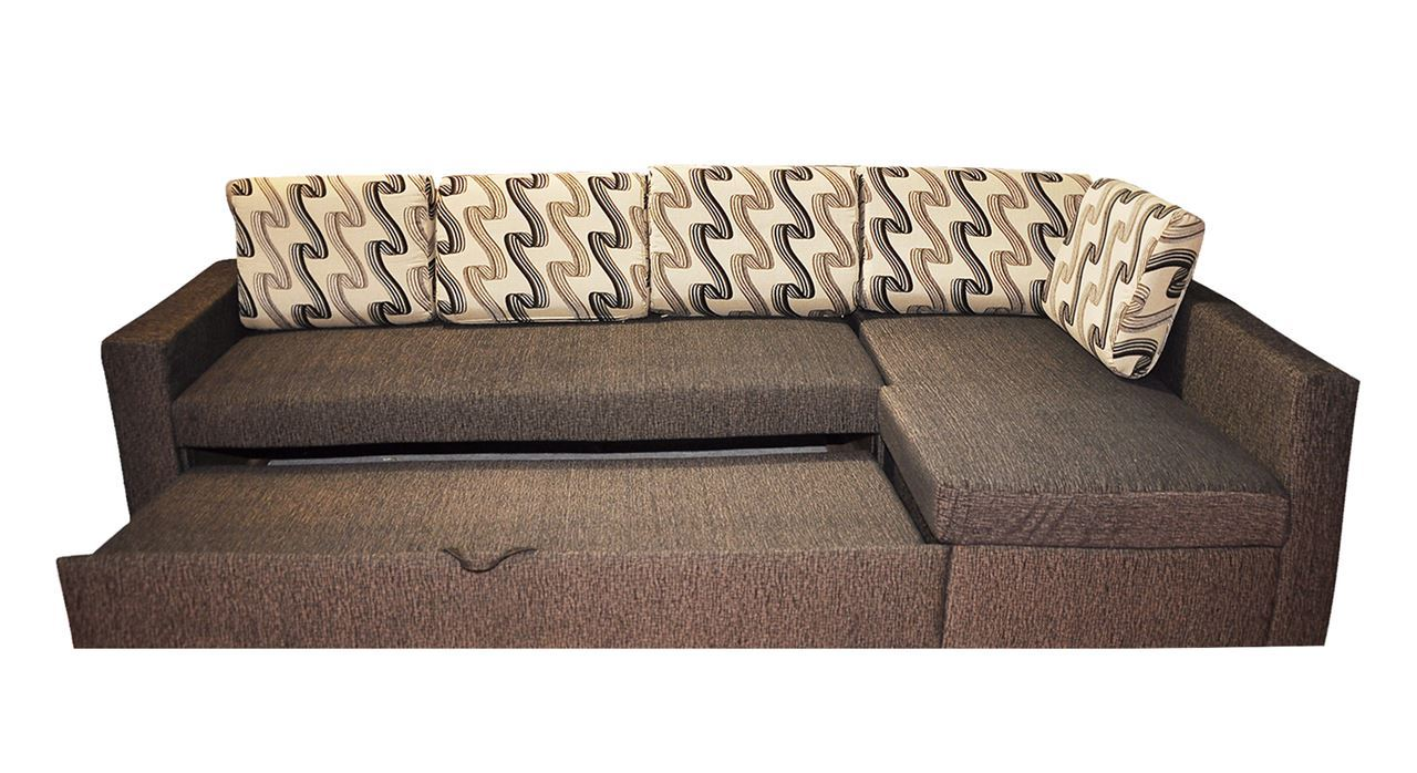 get modern complete home interior with 20 years durability  alan l shape sofa