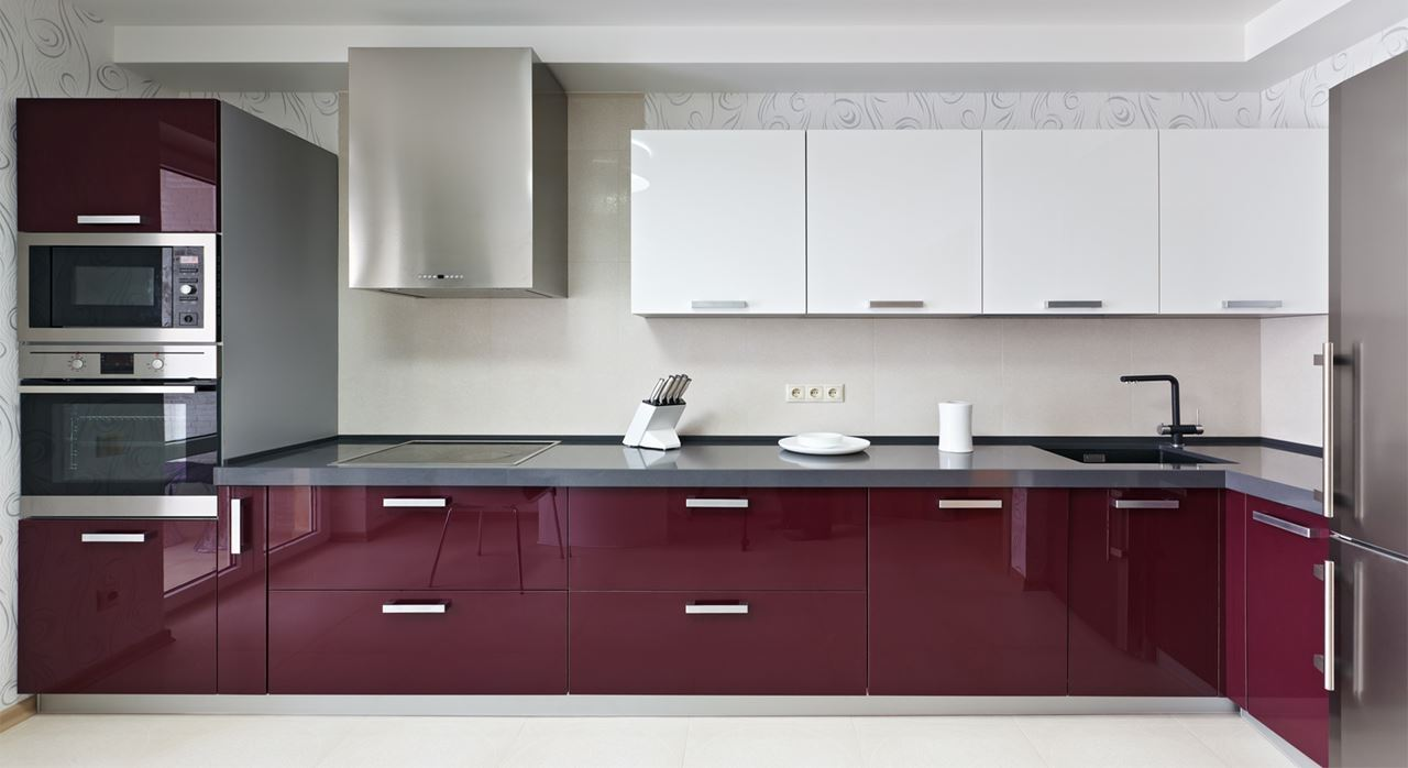 kitchen cabinet sets get modern complete home interior with 20 years durability 19519