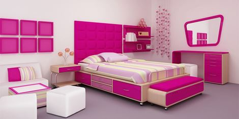 Picture of Lovami Bed with Drawers