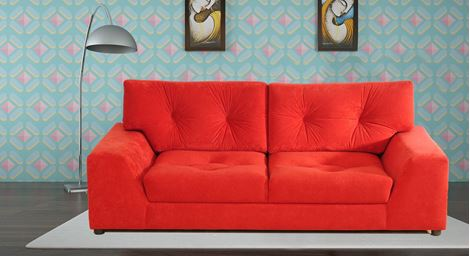 Picture of  Chester Sofa Rouge