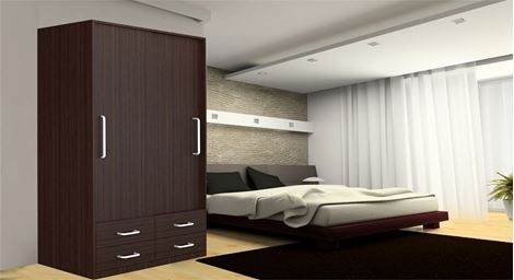 2 Door Cupboard Inside Designs get modern complete home interior with 20 years durability..2 door