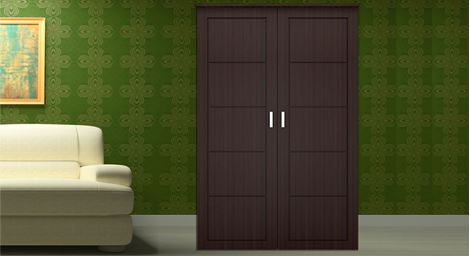 Picture of Hogo 2 Door Wardrobe