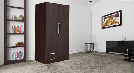 Picture of Spencer 2 Door Wardrobe