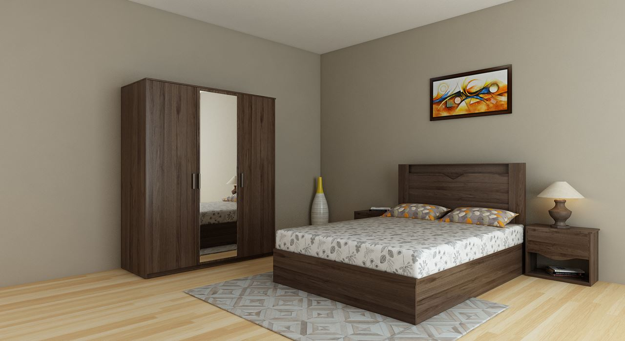 Get Modern Complete Home Interior with 20 years durability  : 0013716jeffrey bed wardrobe set from www.laorigin.com size 1280 x 699 jpeg 76kB