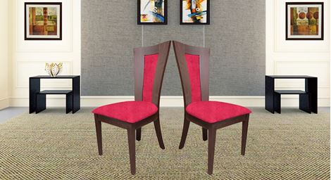 Picture of Le Mangi Chair Set Rouge