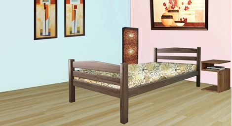 Picture of Leeroy Single Bed