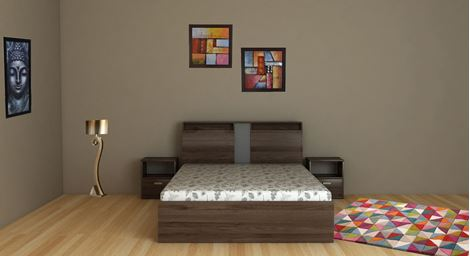 Picture of Rushkin Double Bed