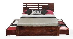 Picture for category Bed - Sheesham wood