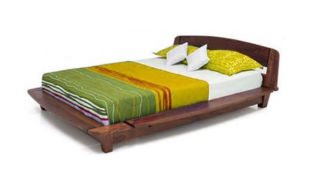 Picture of Claret King Size Bed
