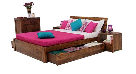 Picture of Dexter Queen Size Bed