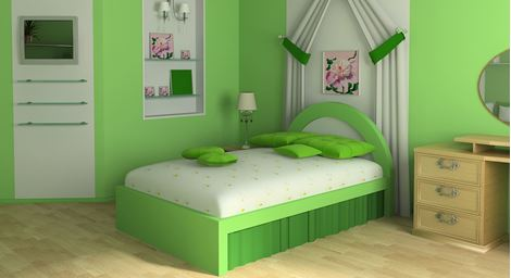 Picture of Serge Kids Bed