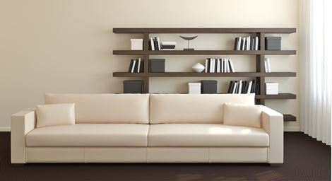 Picture of Warrane Sofa Beige 3S