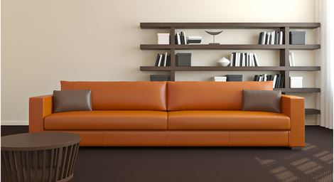Picture of Warrane Sofa Orange 3S