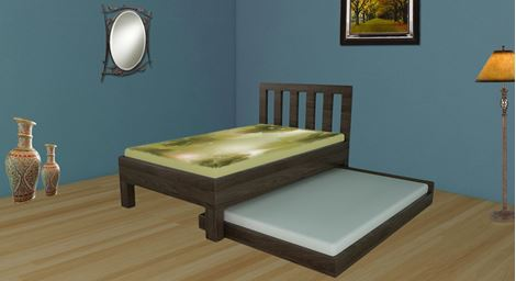 Picture of Dellen Single Bed