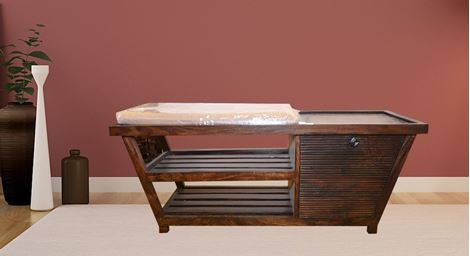 Picture of Pruet Shoerack/ Entryway Bench