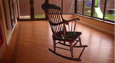 Picture of Eva Rocking Chair