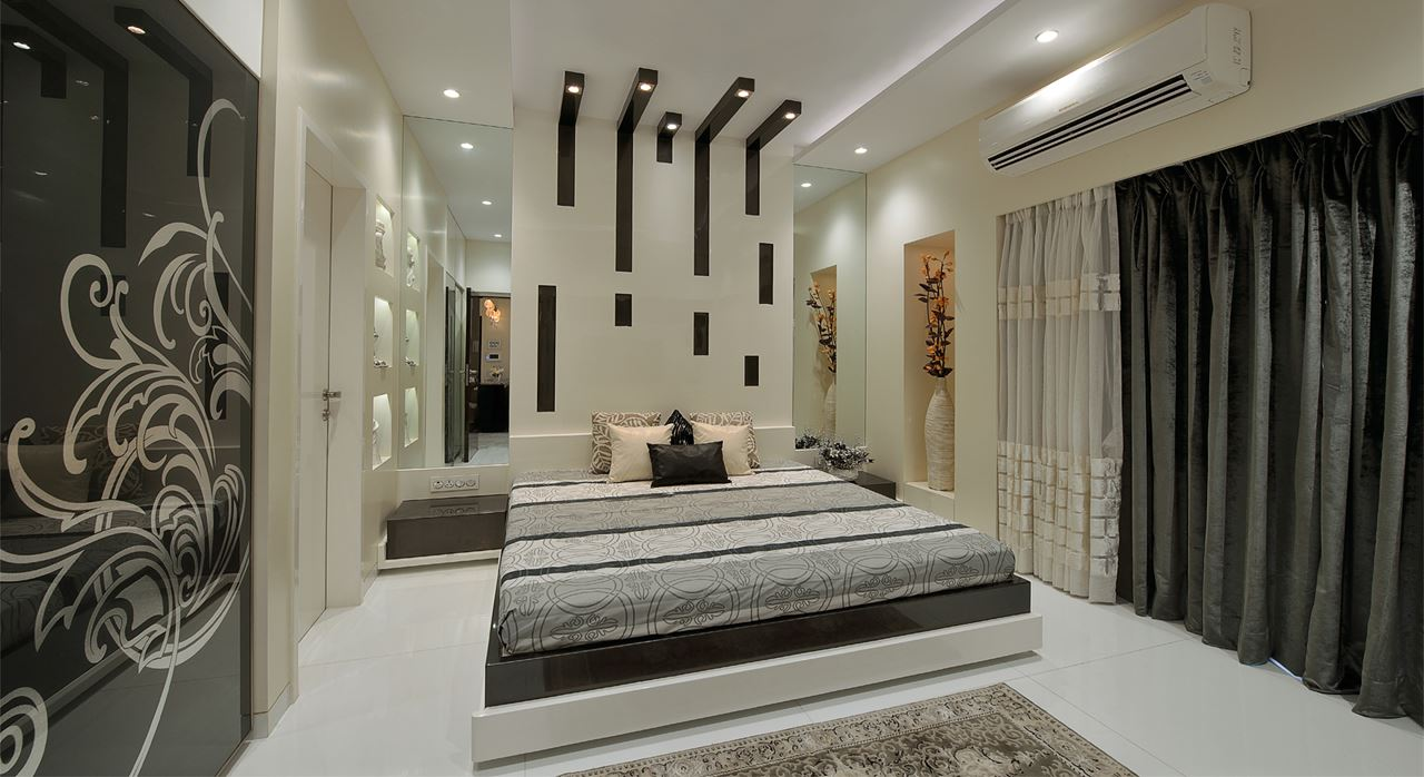 Get Modern Complete Home Interior With 20 Years Durability..IVy Super Lux  Interior Bedroom