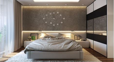 Get Modern Complete Home Interior With 20 Years Durability Luxury Bedrooms Themes