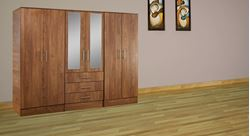 Picture for category Wardrobe 7X7 Feet