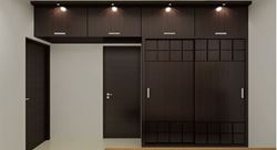 Picture for category Wardrobe with Loft (9'X7')