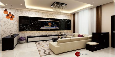 Picture of 7 BHK Bungalow Interior
