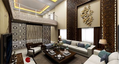 Picture of 9 BHK Bungalow Interior