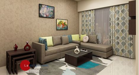 Picture of Modern Designs 1 BHK