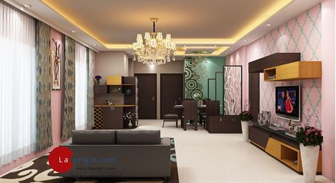 Picture of Modern Designs 2 BHK