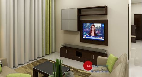 Picture of Gabin TV Wall Unit