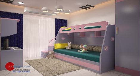 Picture of Renne Bunk Bed