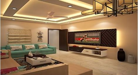 Picture of CASA 3 BHK INTERIOR_LINA