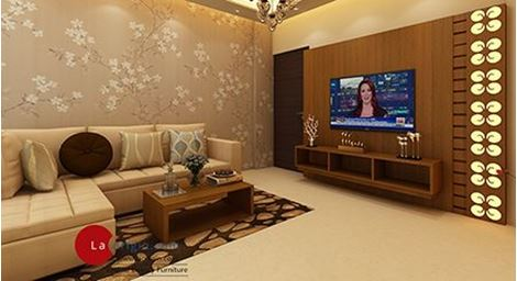 Picture of LUXE 3BHK_INTERIOR_OLIVIA