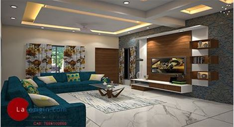 Picture of LUXE_ 3BHK_INTERIOR_SOPHIA